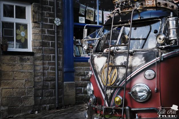 Steampunk Van